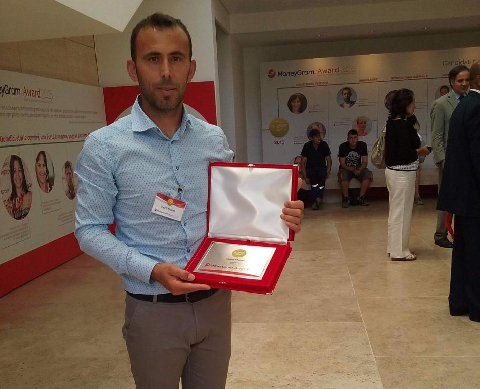 MoneyGram Award Segnalgrafica