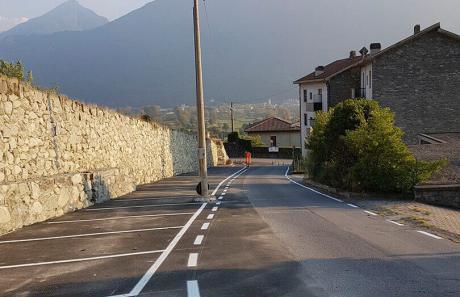strada extraurbana: segnaletica